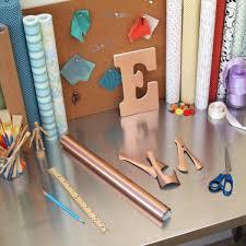 Kitchen Cabinet Shelf Paper Amazoncom Con Tact Brand Metal Fx Creative Covering Self