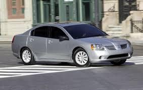 2008 Mitsubishi Galant - Information and photos - ZombieDrive