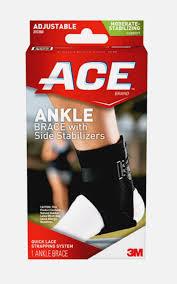 Ace Ankle Brace Size Chart Www Bedowntowndaytona Com
