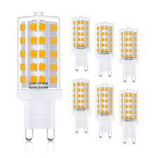 25w Equivalent Bright White G9 Led Light Bulb G9 Led Bulb 6w Dimmable G9 Led Light Bulb Bi Pin Base