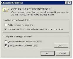 Encrypting File System Efs