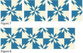 Easy Hunter's Star Quilt Pattern & Assemble the Hunter's Star Quilt Adamdwight.com