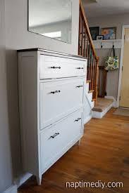Shoe Dresser 2 (NaptimeDIY.com)