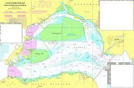 180510 Oosterschelde Oosterscheldekering Marine Chart