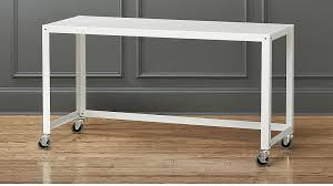 rolling carts for office. GoCartDeskWhiteSHS16_1x1 Rolling Carts For Office
