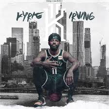 Kyrie Irving Poster (made by @yourstrulydidit) : GoNets