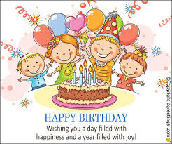 happy birthday images animated happy birthday wishing you a day filled with happiness animated