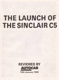 sinclair c5 resources and documentation autocar review