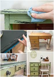 distressed wood furniture diy. How To Distress Paint Furniture With Vaseline Distressed Wood Furniture Diy