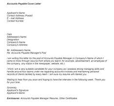 Cover Letter Examples For Accounting Specialist Mockatoo Com