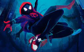 Miles Morales Spider-Man: Into the ...
