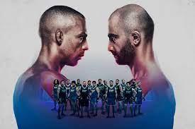 UFC Fight Night   Barboza vs Chikadze