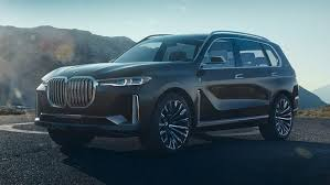 luxury full size suv bmw x7 concept previews new full size 3 row suv fox news