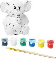 <b>Набор</b> для <b>декорирования Bondibon</b> Копилка-подарок Слоненок ...