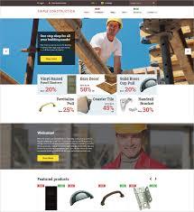 Construction Website Templates Impressive 28 Construction Website Themes Templates Free Premium Templates