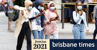 New requirements are in place for freight and logistics workers. Greater Brisbane Lockdown Ends Tonight But Masks Must Be Worn In Shopping Centres And On Public Transport