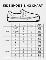 Most Popular Nike Youth Conversion Chart Boden Kids Size