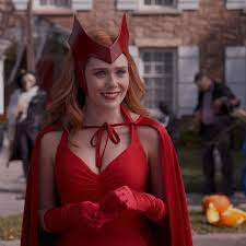 Who is the Scarlet Witch in the end ...