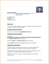 Simple Resume Format In Word File Free Download Best Of Simple Resume Format Download In Ms Word Professional Template