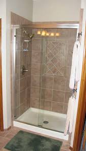 stall showers for small bathrooms this is our shower door shower