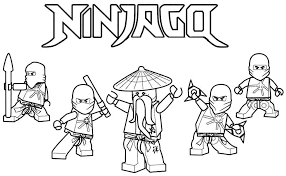 Luxurious Ninjago Movie Coloring Pages Dreadeorg