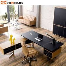 design of office table. Source New Design MDF Luxury Wood Table Modular Office Furniture Modern CEO  Executive Desk On . Design Of Office Table