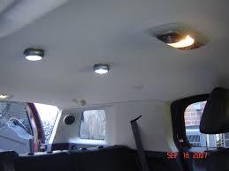 Back Seat Light Back Seat Interior Lighting Easy Add On W Pics Toyota Fj