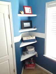 Shelves In Bedroom Bedroom Corner Shelves Furniture Brown Triangle Corner Shelf Wood