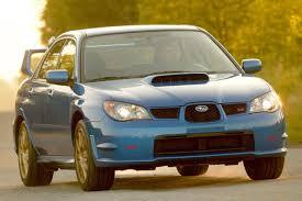 2007 Subaru Impreza wrx-sti Market Value - What's My Car Worth