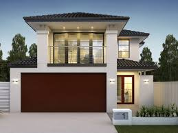 Frontage House Designs Narrow Lot Homes Two Storey And Unit Development Specialist
