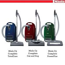 Complete Miele Canister Vacuum Comparison Vs Kenmore Compact