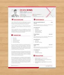 Entry 200 By Shinydesign6 For Design A Resume Template And Create