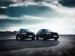 BMW Convertible bmw x5 m edition : Black Fire Edition BMW X5 M and X6 M are asking for your soul