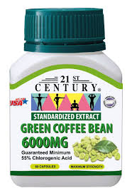 Qoo10 U P 38 50 21st Century Green Coffee Bean 6000mg Diet