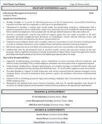 Help Desk Support Resume Igniteresumes Com