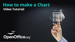 How To Make A Chart Using Open Office 4 Calc Spreadsheet Dcp Web Designers Tutorial