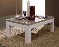 Cdiscount Table Basse Blanc Laqu Affordable Mega Table Basse Maison Meubles Mobilier Table Basse Laquee Blancbois F Chl L