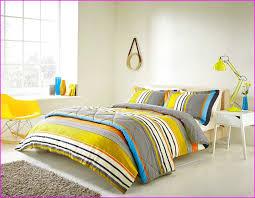 grey and orange bedding uk