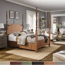 Buy Four Poster Bed, Antique Beds Online at Overstock.com | Our Best ...