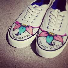Diy Shoes Design Step By Step Diy Customized Ae Shoes American Eagle Blog