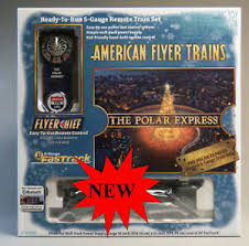I have all of the american flyer pieces, and most all of the lionel pieces. Lionel American Flyer Polar Express Bluetooth Train Set S Gauge Af Rail 6 44039 Ebay