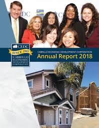 CEDC 2018 Annual Report