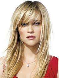 Haircuts With Long Bangs And Layers Cute Hairstyles For Shoulder
