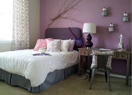 lavender wall paint20 Bedroom Paint Ideas For Teenage Girls  Home Design Lover