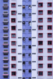 Building Apartment Building Complex Background Image For Free Download