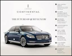 2018 lincoln hybrid.  lincoln 2018 lincoln continental town car horsepower specs  brochure and price  intended lincoln hybrid