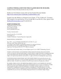Free Online Professional Resume Writing Awesome Charming Idea