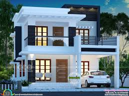 Design By House 25 Lakhs Cost Estimated Double Storied Home Kerala House