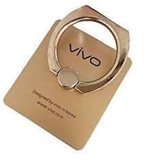 VIVO <b>RING HOLDER</b> SM809VRH Mobile <b>Back</b> Finger Holder (Gold)