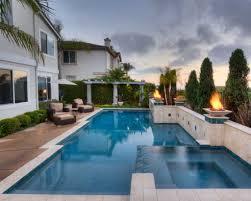 geometric swimming pools